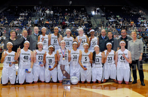 Archbishop Mitty Women's Basketball 6th CIF State Title